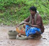 Free Photo - Snake Charmer-Sigiriya
