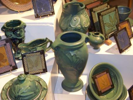 Artistic & Historic Pottery - Free Stock Photo