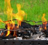 Free Photo - Fire grill