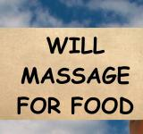 Free Photo - Massage for Food