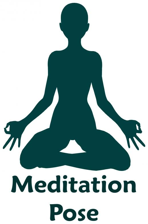 Free Stock Photo of Meditation Pose Created by massagenerd