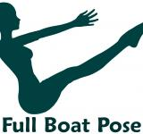 Free Photo - Full Boat Pose