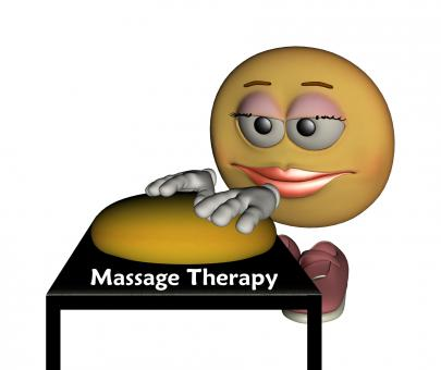 Massage therapy - Free Stock Photo
