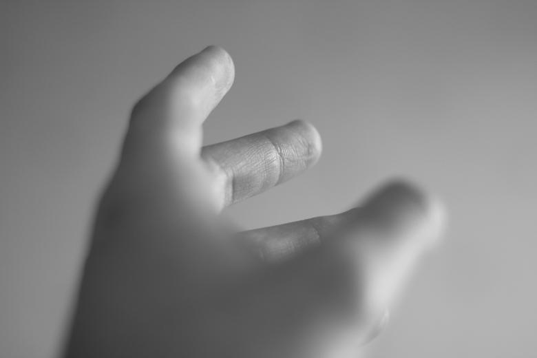 Free Stock Photo of Hand Created by AD