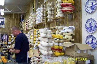 Wooden Shoes Free Photo