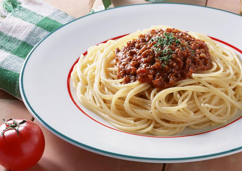 Free Stock Photo of Spaghetti and Meat Sauce Created by dihdih