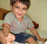 Free Photo - Laughing child