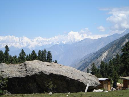 Fairy Meadows - Free Stock Photo