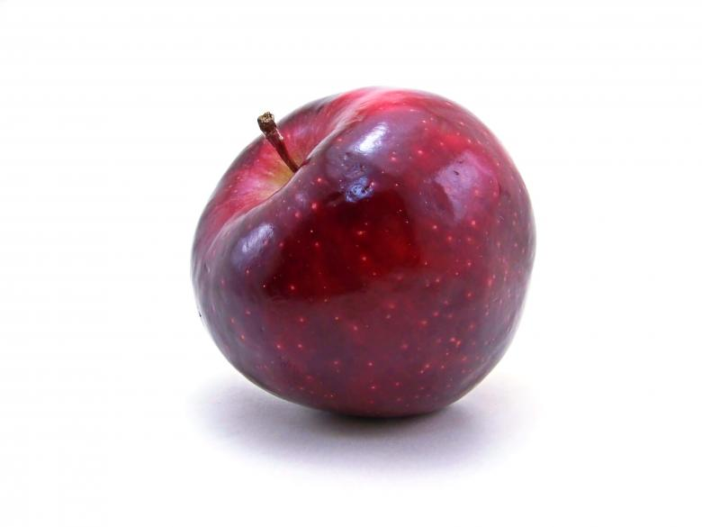 Free Stock Photo of Red apple Created by homero chapa