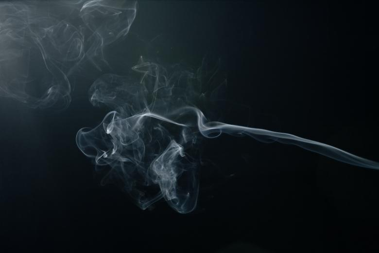 Free Stock Photo of Abstract Smoke Background Created by Bjorgvin