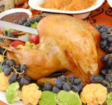 Free Photo - Thanksgiving dinner