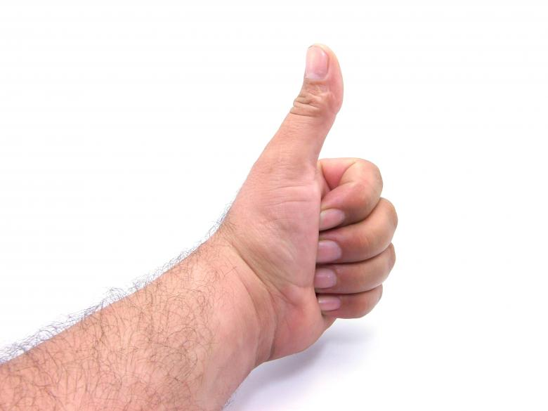 Free Stock Photo of Thumbs up Created by homero chapa