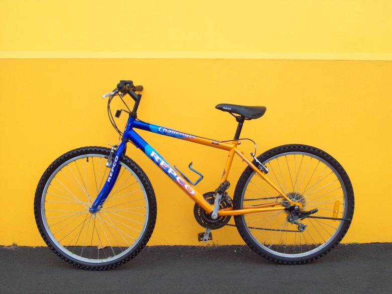 Free Stock Photo of Bike - Repco Challenger Created by Peter Alexander Robb