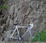 Free Photo - Raleigh Trilite and basalt - Second Beac
