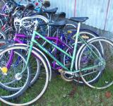 Free Photo - Healing bike - green ladies