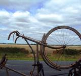 Free Photo - Pre war Somme Bicycle -  Ashburton Airpo