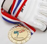 Free Photo - Gold medal - Taekwondo