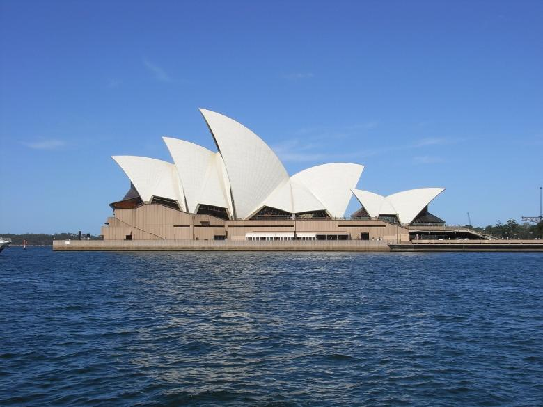 Free Stock Photo of Sydney Opera House Created by Jackie Skeate