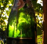 Free Photo - Champagne bottle