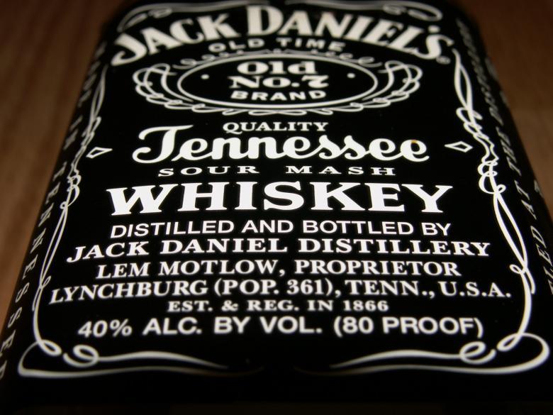 jack daniels label free stock photo by doug powell on stockvault net