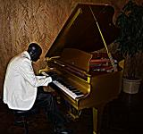 Free Photo - Piano man