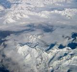 Free Photo - Mountains seen from plane