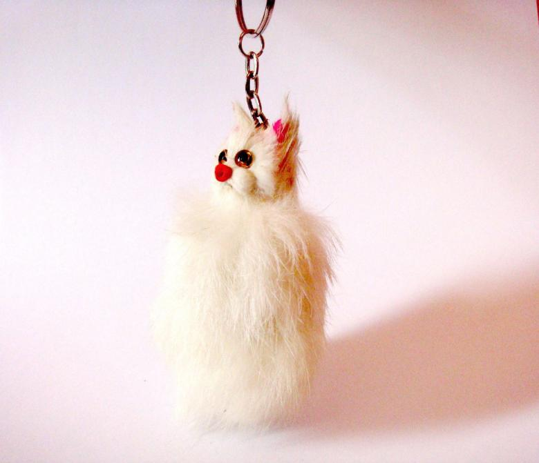 Free Stock Photo of Cat Key Ring Created by Bilal Aslam