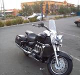 Triumph Rocket III - New Brighton - Free Stock Photo