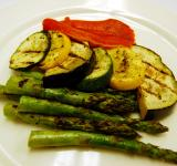 Free Photo - Grilled vegetables