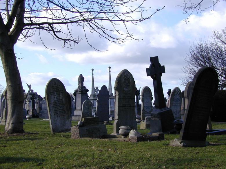Headstones - Free Cemetery Stock Photos