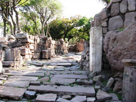 Aigai-ancient Greek city - Free Stock Photo