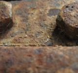 Free Photo - Rusted bolts