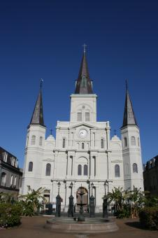 New Orleans - Saint Louis Cathedral - Free Stock Photo