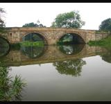 Free Photo - Bridge near Kirkham Abbey