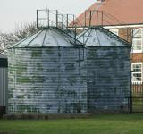Free Photo - Grain Bins