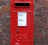 Free Photo - Red Post Box