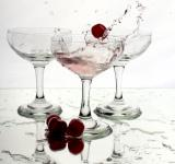 Free Photo - Splashing berries
