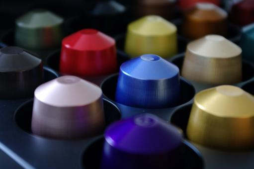 Coffee capsules - Free Stock Photo