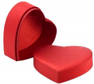 heart shape box image