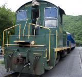 Free Photo - Jim Thorpe Train