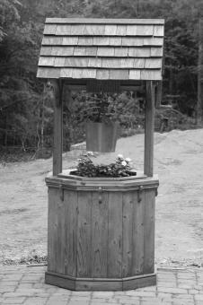 Decorative Water Well - Free Stock Photo
