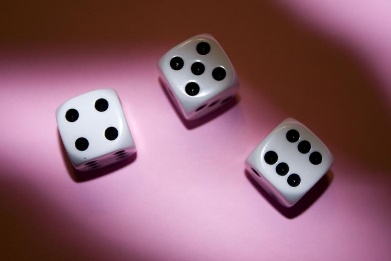 Free Stock Photo of Dice Created by GusRomanPhotography