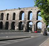 Free Photo - Aqueduct of Valent in Istanbul