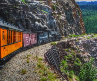Download Durango-Silverton Train Free Photo