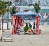 Free Photo - Gazebos in Atlantic City