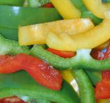 Free Photo - Sliced peppers