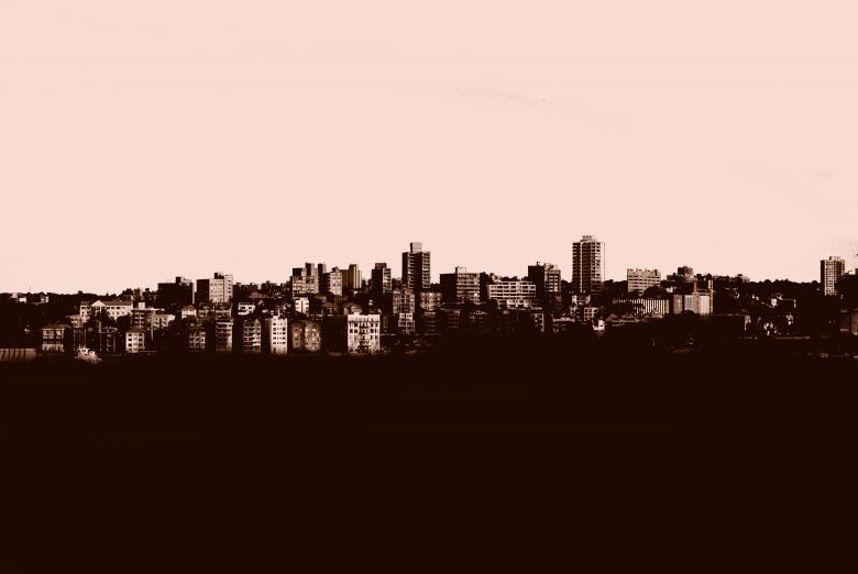 Cityscape Silhouette - Free Urban Stock Photos
