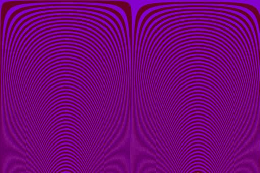 Purple Interference stripes - Free Stock Photo