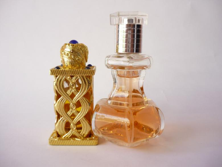 Free Stock Photo of Arabic Perfumes Created by Bilal Aslam