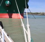 Free Photo - Moored tanker